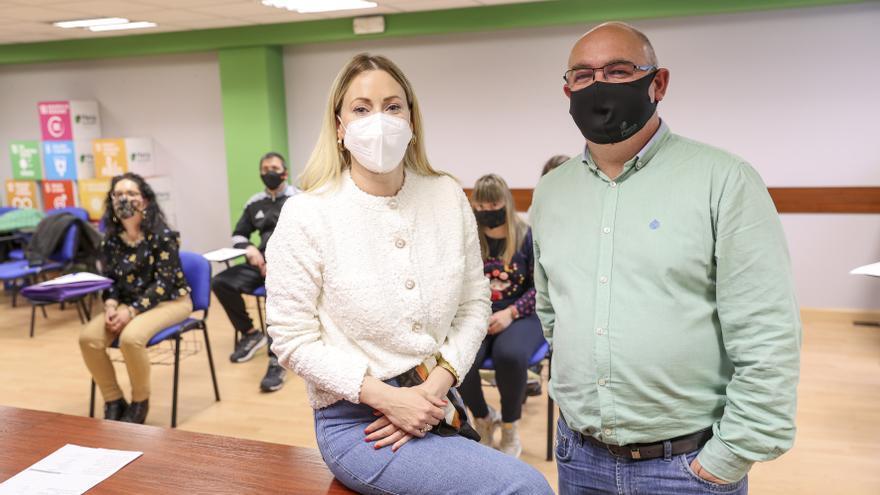"""""""Retoma tu vida """", el proyecto de inserción laboral para presos con discapacidad de Plena Inclusión Asturias"""