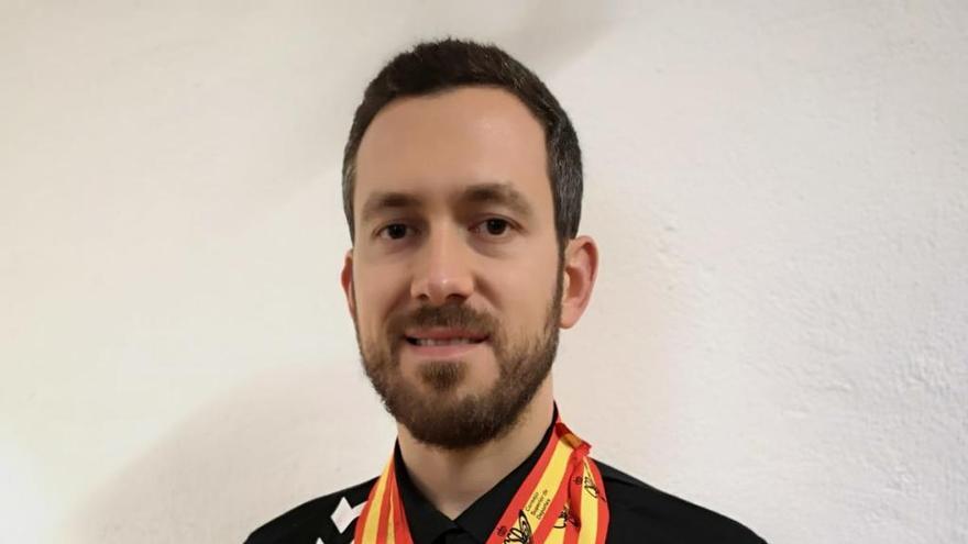 Baguer obté cinc medalles seguides en Campionats d'Espanya