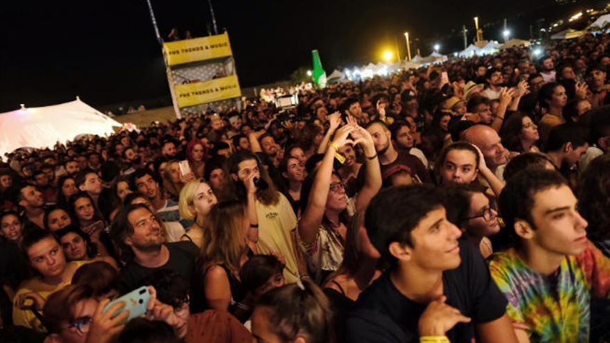 Bienvenida rapera al tercer verano del amor del Phe Festival
