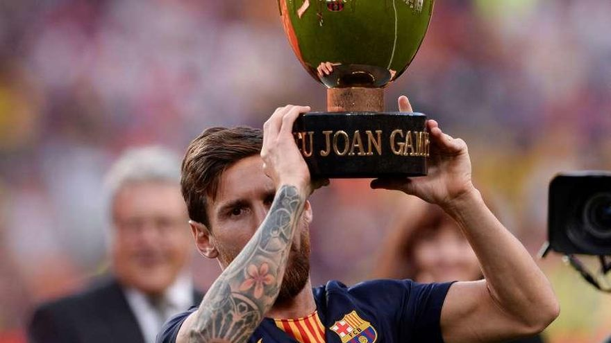 El Barcelona conquista el Gamper frente a Boca Juniors