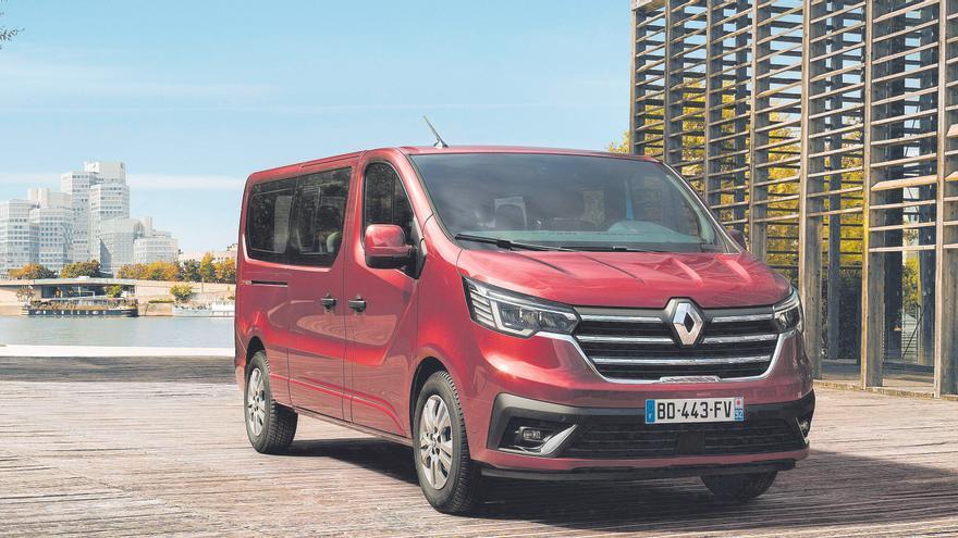 Renault vehículos comerciales, movilidad multiusos