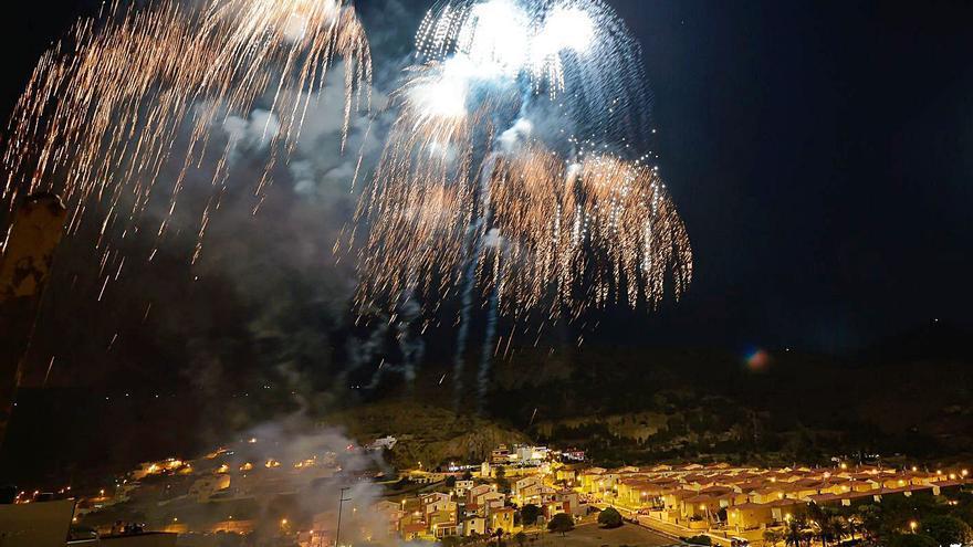 Los fuegos de San Lorenzo, a un paso de ser de interés turístico