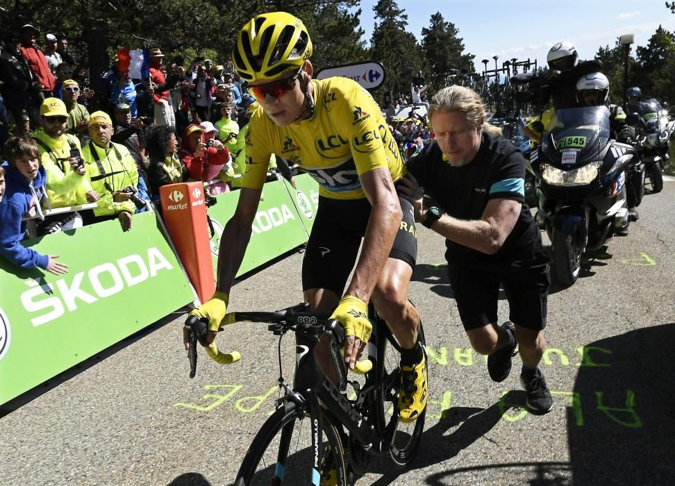 Chris Froome gana su tercer Tour de Francia