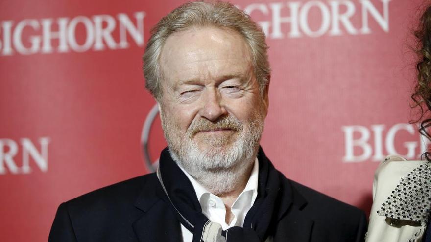 Ridley Scott rueda la historia del secuestro de Paul Getty III