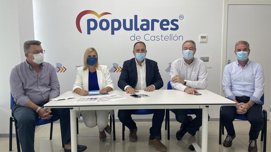 El PP de Castellón reclama al Gobierno un plan para frenar el alza de costes al azulejo