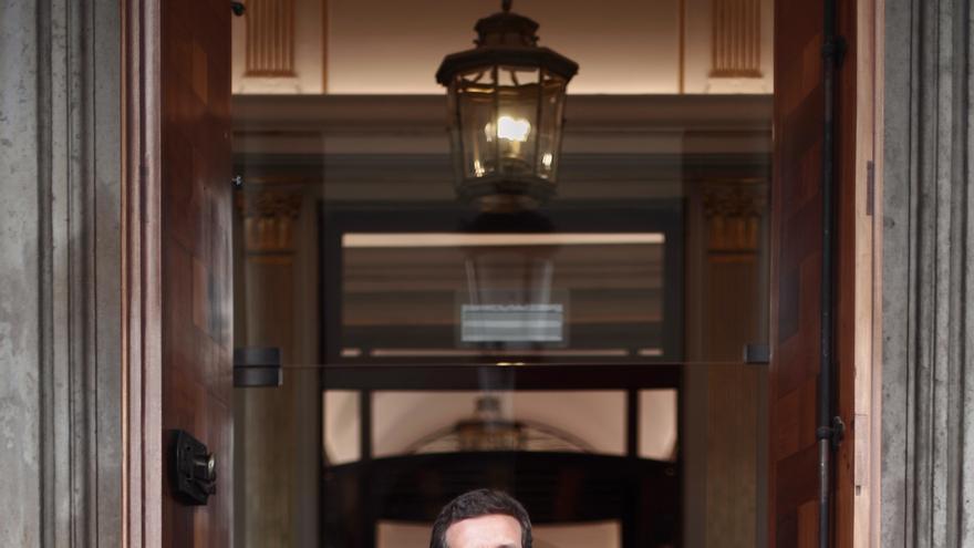 Casado anuncia que el PP se personará en el caso de Plus Ultra