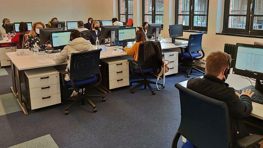 La pujanza de las empresas TIC en el Nalón: El sector tecnológico gana peso y aporta el 12% de todos los empleos