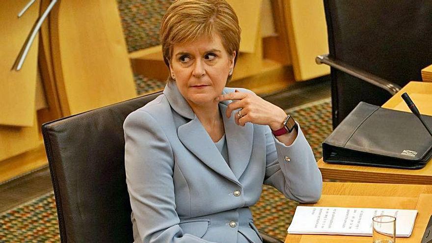 Sturgeon diu que buscarà un acord amb Londres per a un nou referèndum
