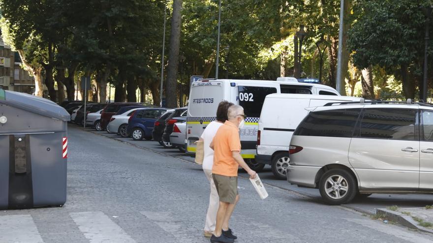 Recibe al alta una mujer que fue atropellada en la calle Doctor Marañón