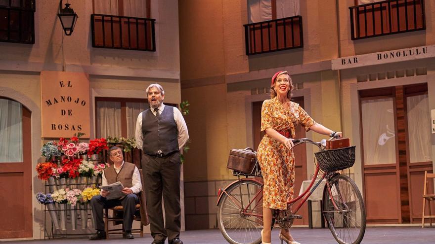 La zarzuela vuelve al Gran Teatro con 'La del manojo de rosas'