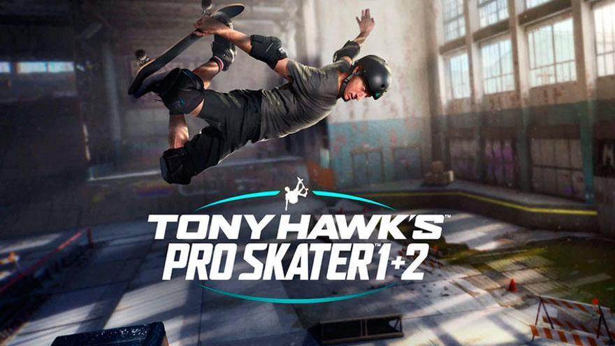 Tony Hawk Pro Skater 1+2 también llegará a Switch y consolas de nueva generación