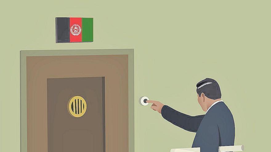 China se la juega con los talibanes