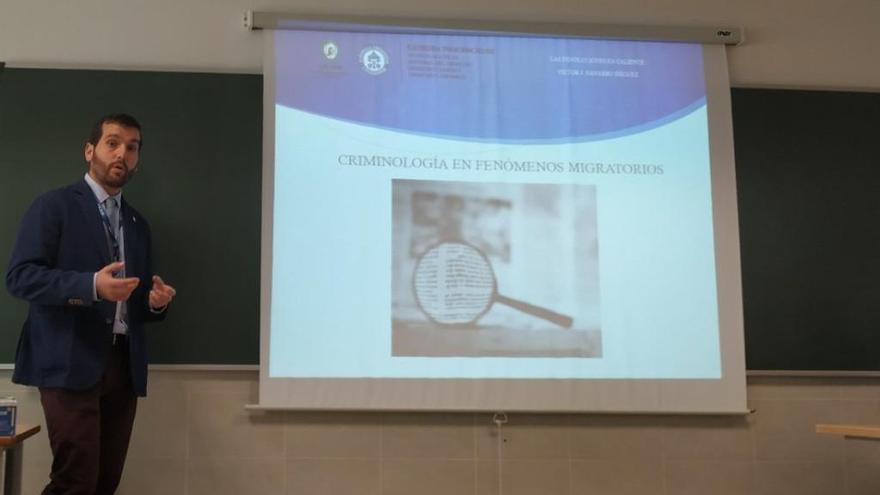 Víctor Navarro participará en el Congreso Internacional de Tecnología, Ciencia y Sociedad en Lisboa