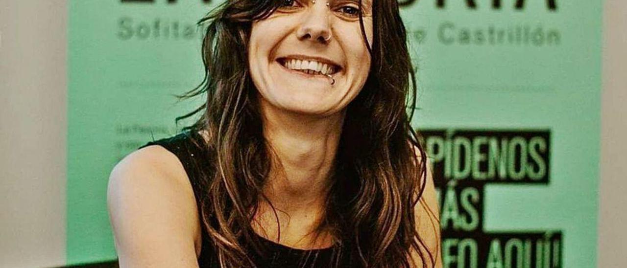 Paula Marín.