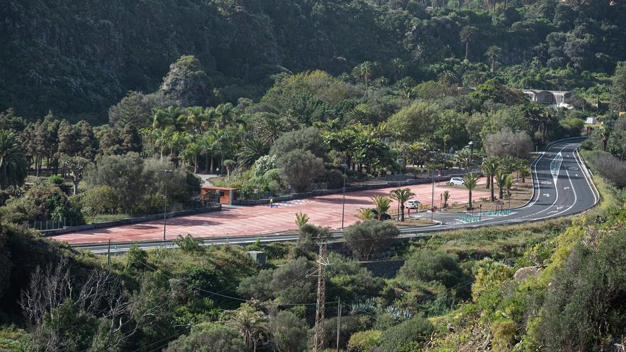 El Jardín Botánico Canario estrena parquin y vuelve a abrir los fines de semana