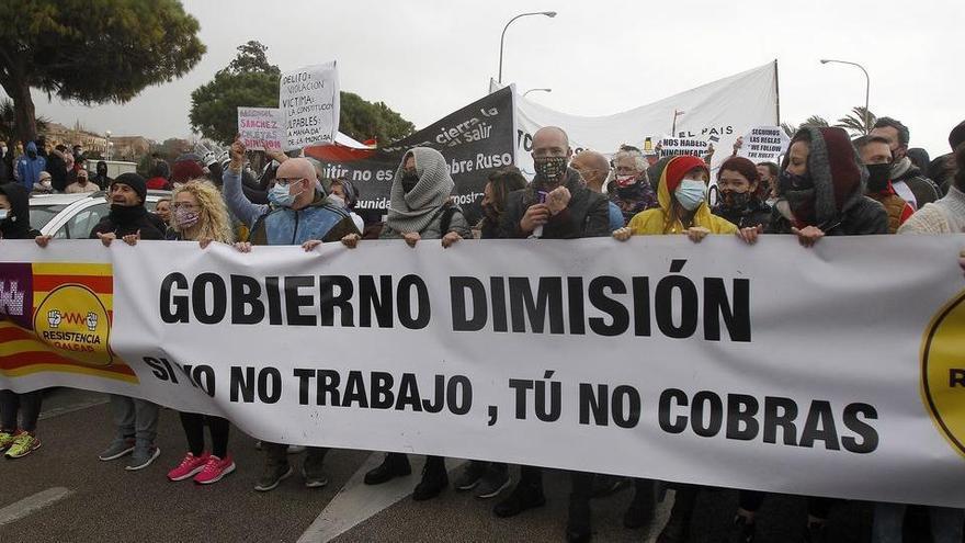 Weitere Demo gegen Corona-Auflagen auf Mallorca geplant