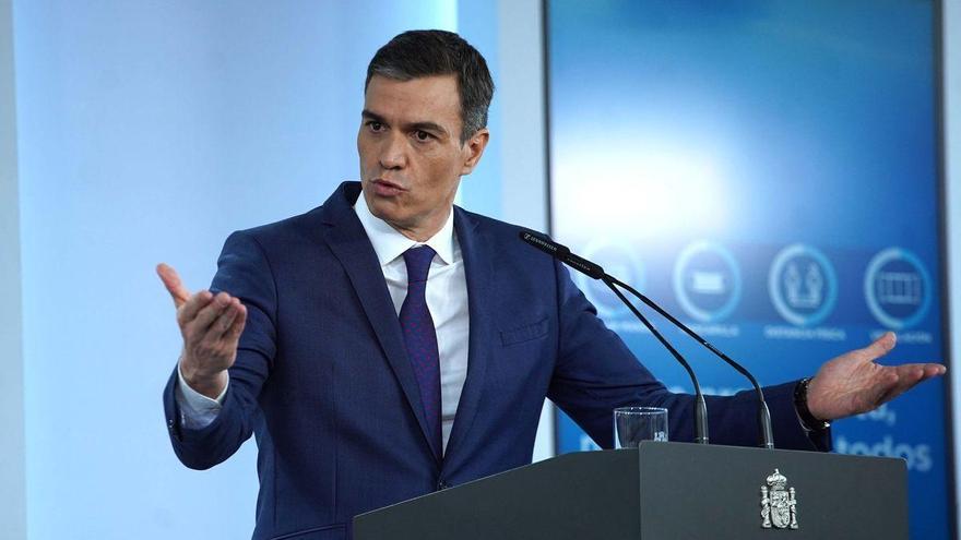 Sanchez presentará en el Congreso su plan para invertir 70.000 millones en tres años