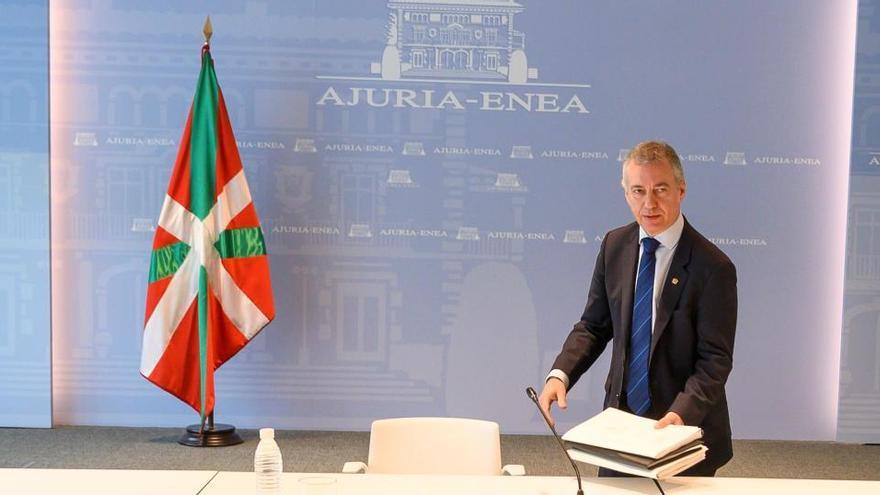 La decisión sobre la fecha de las elecciones vascas se pospone al 14 de mayo