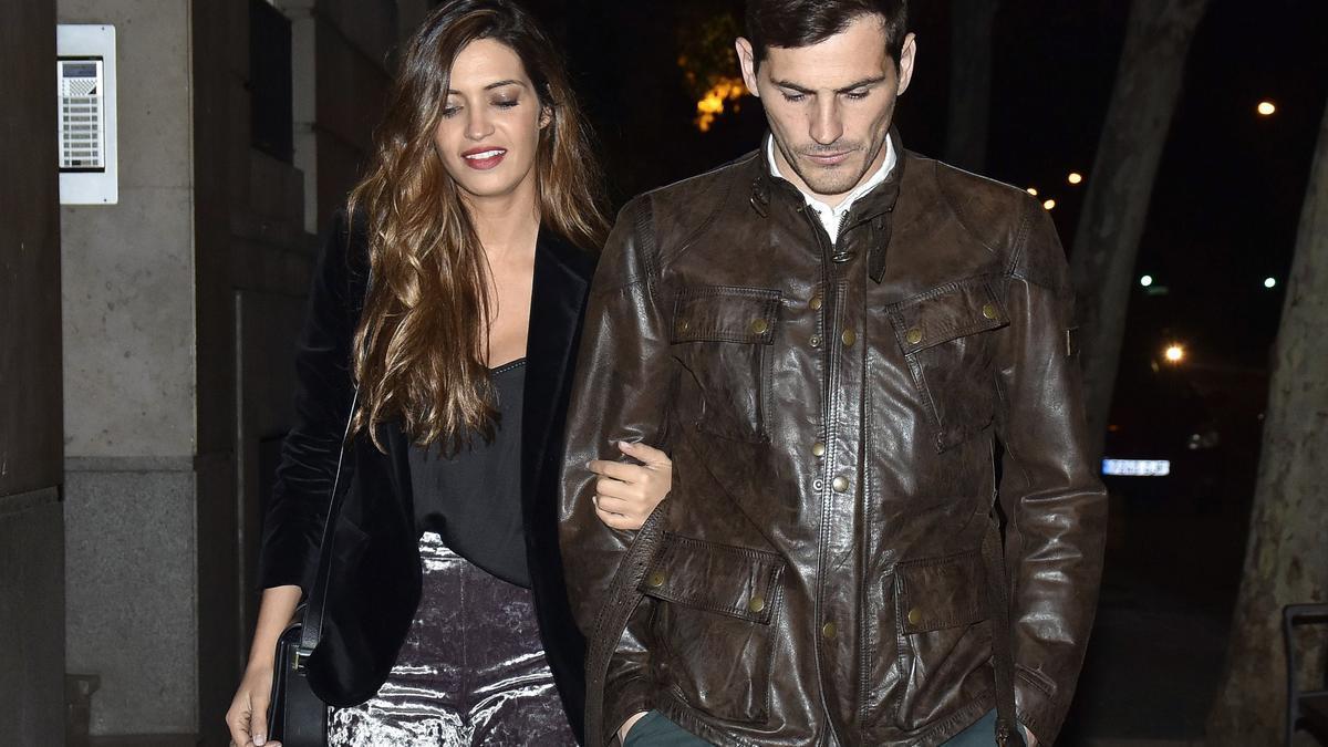 Iker Casillas y Sara Carbonero mantienen una acalorada discusión por este motivo