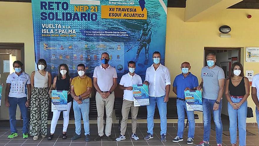 Activado un reto solidario en favor  de los Niños Especiales de La Palma