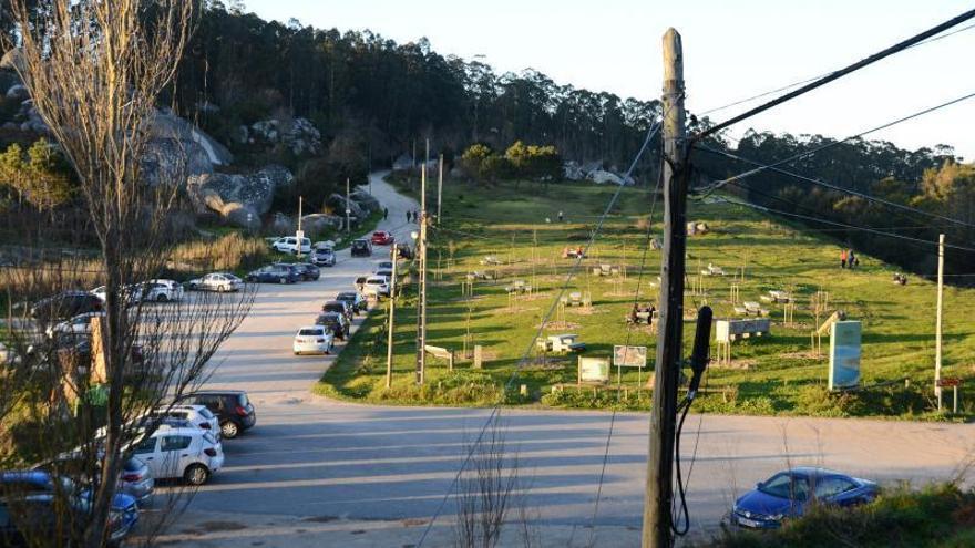 El PP de Bueu no apoyará la propuesta para crear un campamento de caravanas en Cabo Udra