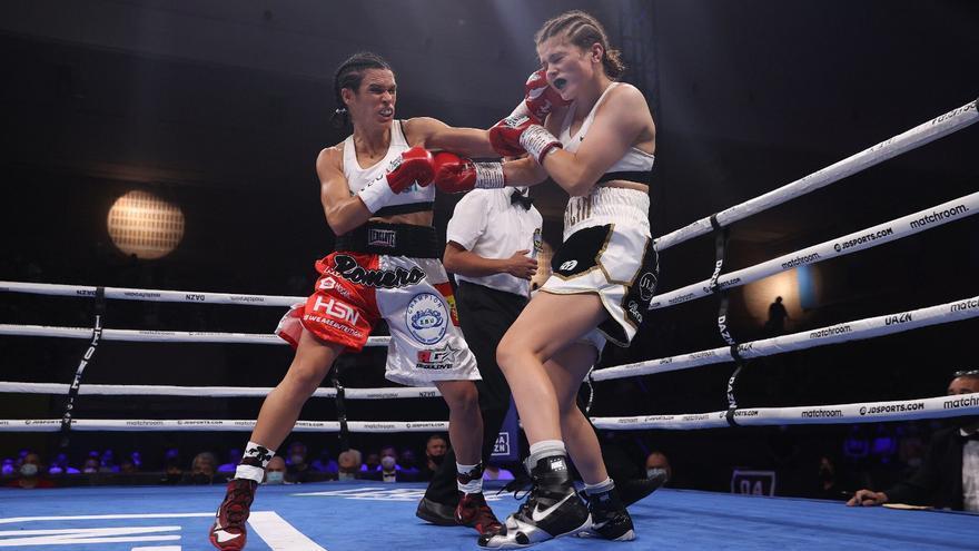 Mari Carmen Romero vuelve a conquistar Europa
