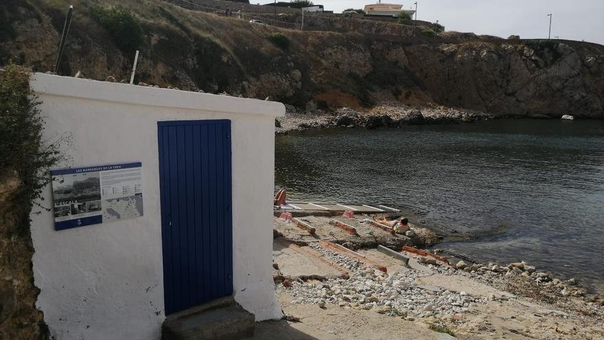 L'Escala museïtza una barraca de pescadors i l'obre per la Festa de la Sal