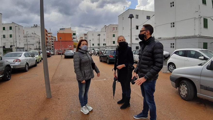 Ciudadanos reclama más vigilancia en las viviendas sociales del Camp Redó