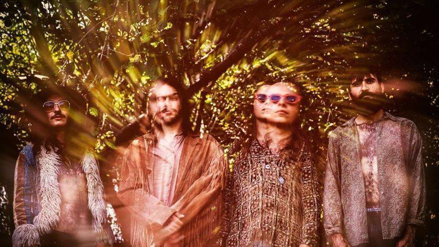 """""""Acid Mess"""" presenta el sábado disco en la Casa de Cultura de Avilés"""