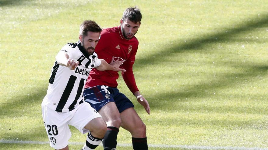 Directo: Osasuna - Levante UD