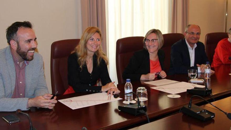 El TRAM de Castelló tendrá una nueva parada en La Farola dentro de tres meses