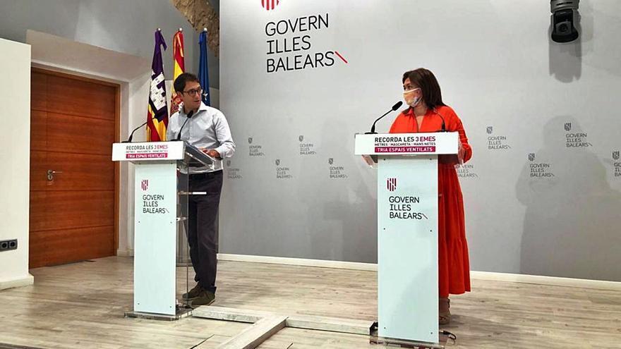 Aprobado el anteproyecto de ley de los consells insulares de Baleares