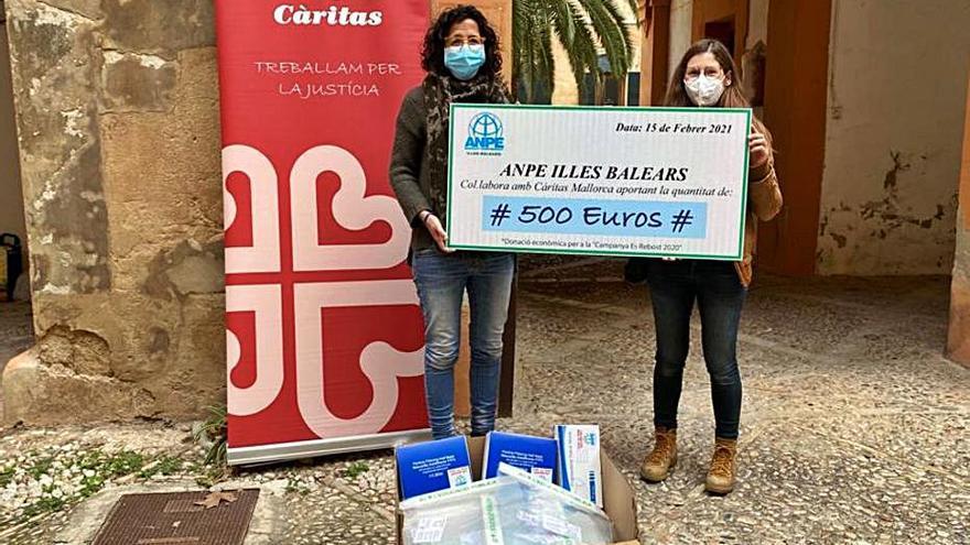 Ayuda solidaria de ANPE