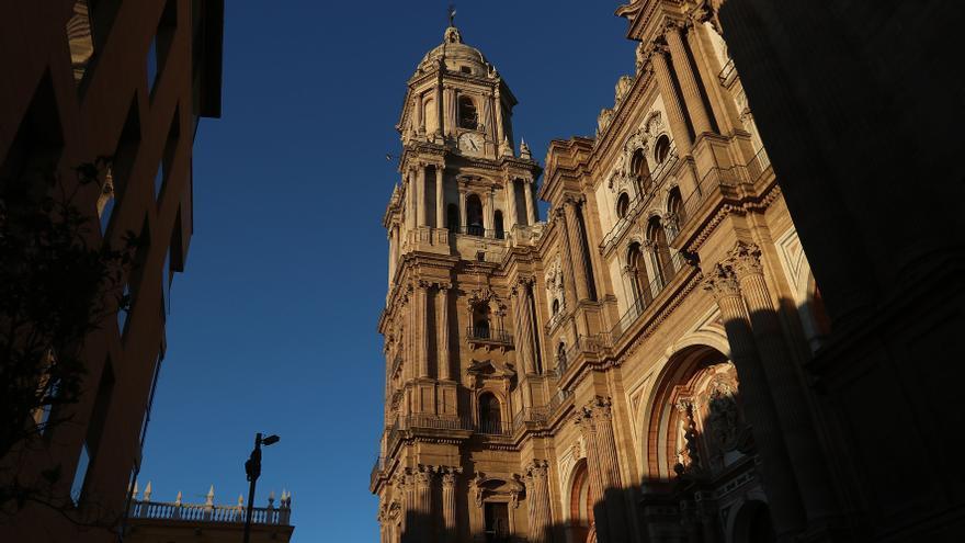 El alcalde exige rapidez a la Junta para que se haga el tejado de la Catedral