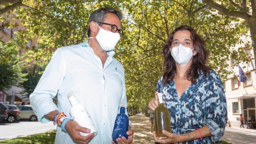 El licor de limones ecológicos de la Vega Baja desarrollado por la UMH obtiene la protección de la Oficina Española de Patentes y Marcas