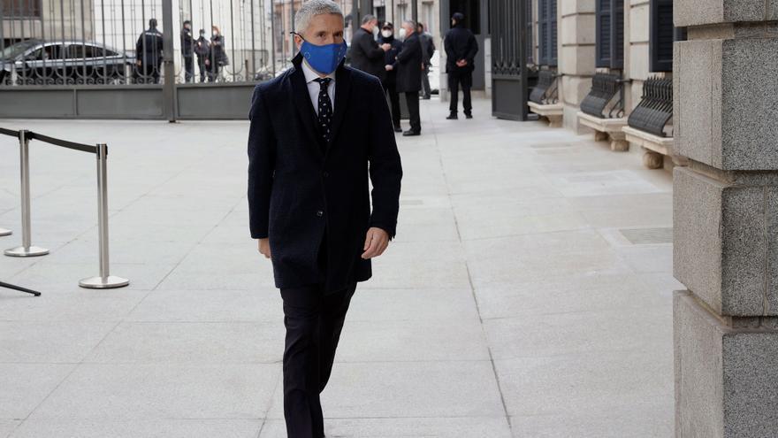 """El PP censura que Interior gaste 2.800 euros en una cinta de correr para Marlaska: """"Usan la institución como un cortijo"""""""