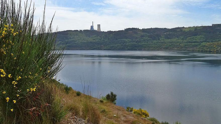 El lago de As Encrobas abre sus puertas