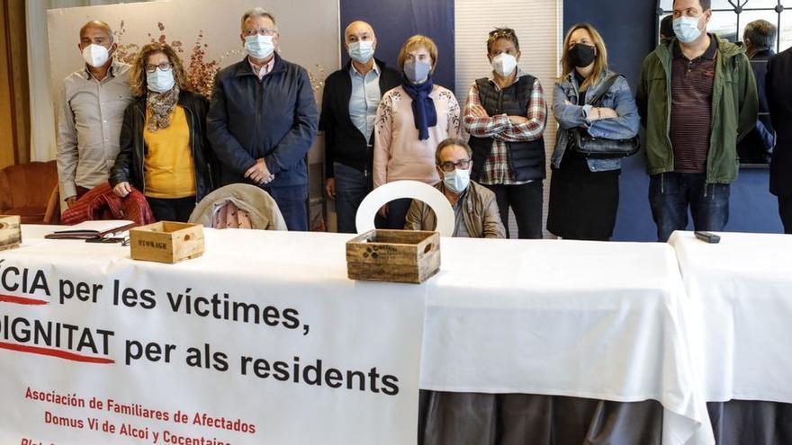 Familiares demandan al geriátrico de Alcoy donde murieron la mitad de usuarios por covid