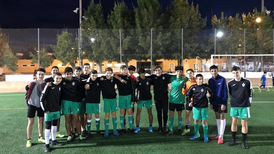 El Santa Ponça CF denuncia una nueva agresión en el fútbol base mallorquín