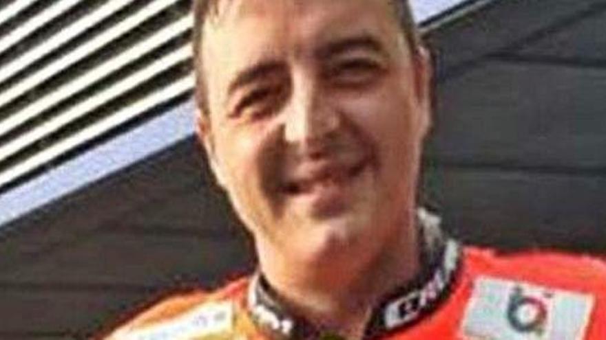 Muere Bonilla de un accidente en Jerez