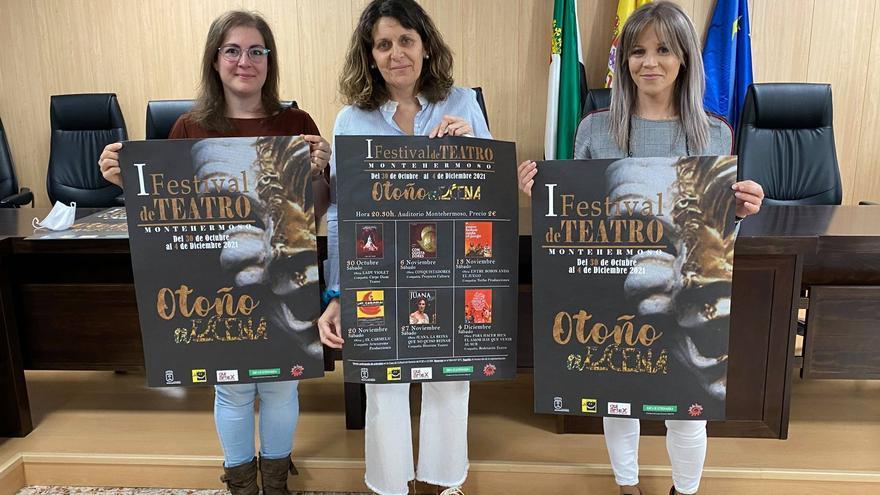 El I festival de teatro Otoño a Escena de Montehermoso presenta seis obras