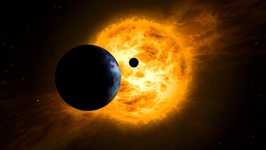 El Sol es demasiado pequeño para terminar como un agujero negro