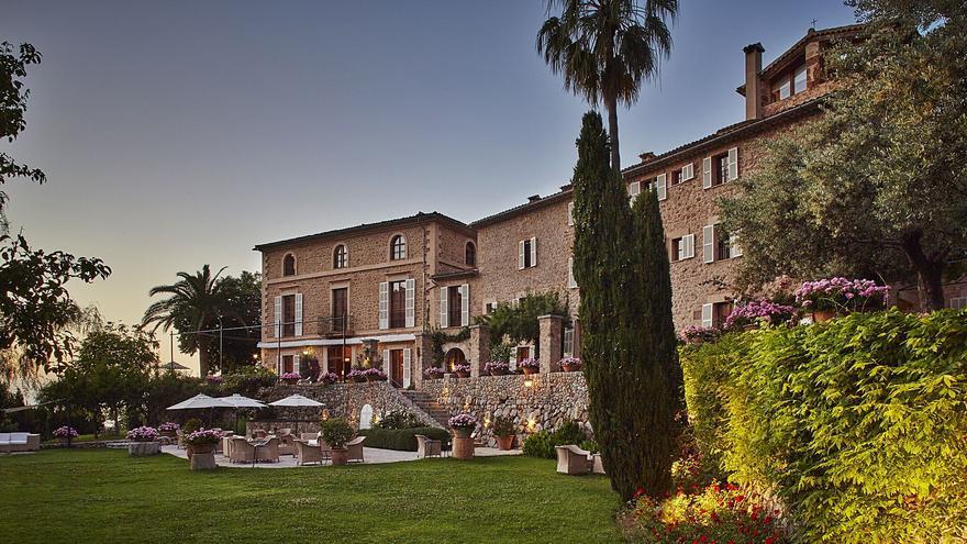 Los hoteles de lujo  de Mallorca rozan ocupaciones del 80%