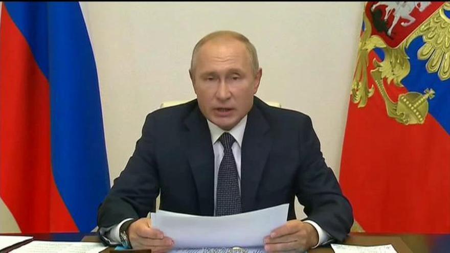 Rusia registra la primera vacuna contra el COVID-19