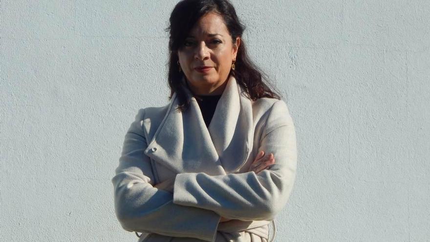 La activista extremeña contra los vientres de alquiler