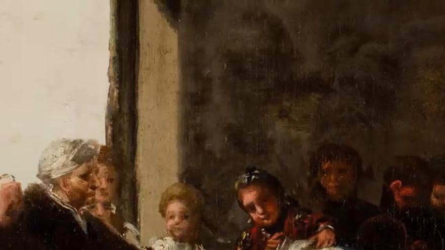 El museo de Goya convierte en piezas animadas su colección de pinturas de Goya