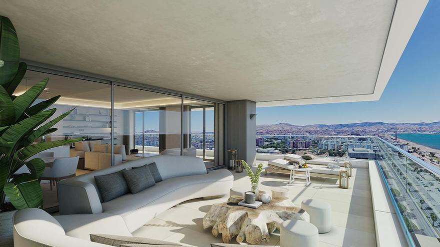 Isco compra una vivienda en las Picasso Towers