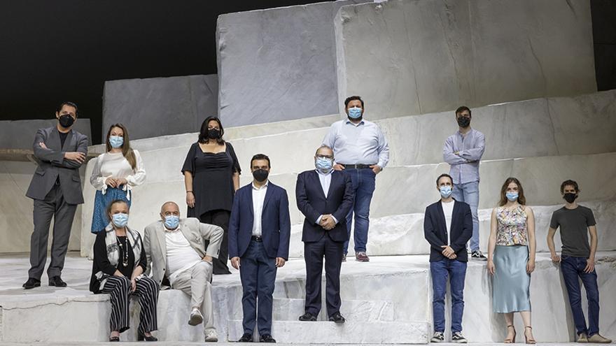 Les Arts cierra su temporada de ópera con 'Cavalleria rusticana'