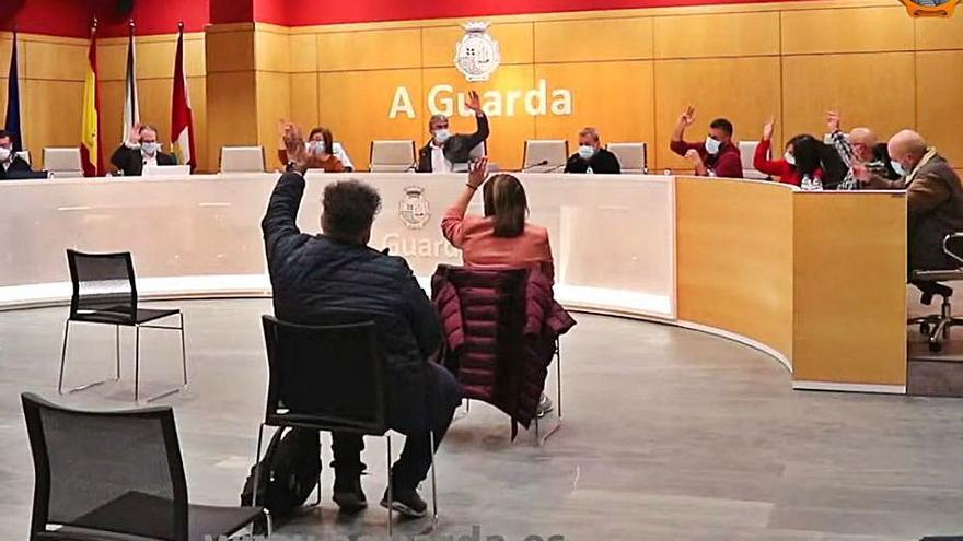 A Guarda aprueba su plan municipal de prevención contra incendios forestales