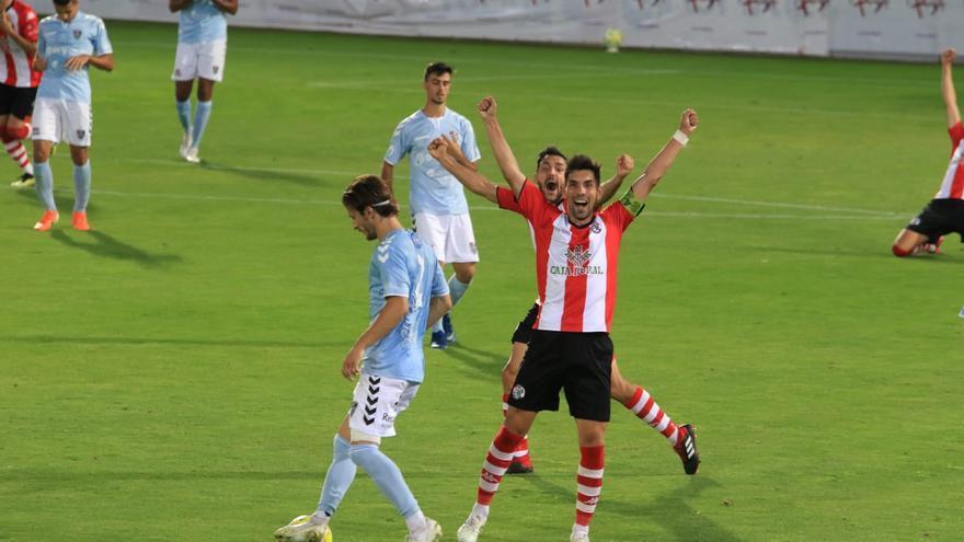 Las imágenes del ascenso del Zamora CF ante la Segoviana.